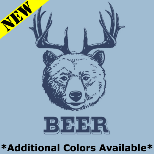 T-Shirt - BEER PB-SV-382332CR