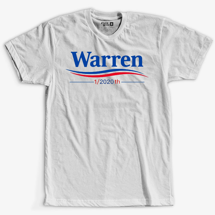 T-Shirt - Warren 1/2020