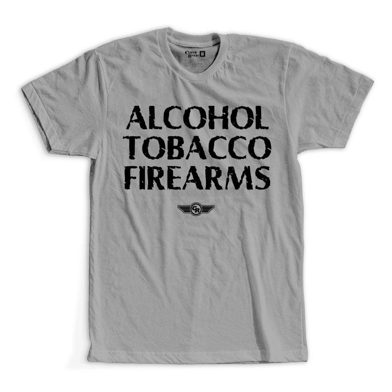 T-Shirt - ATF