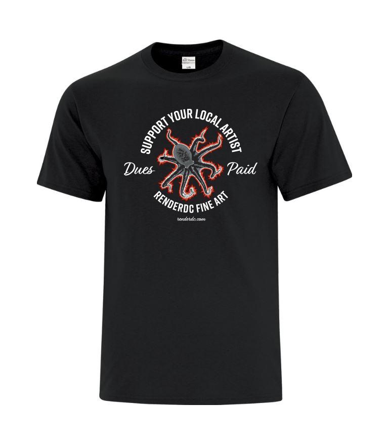 Multi tasker T-Shirt Black