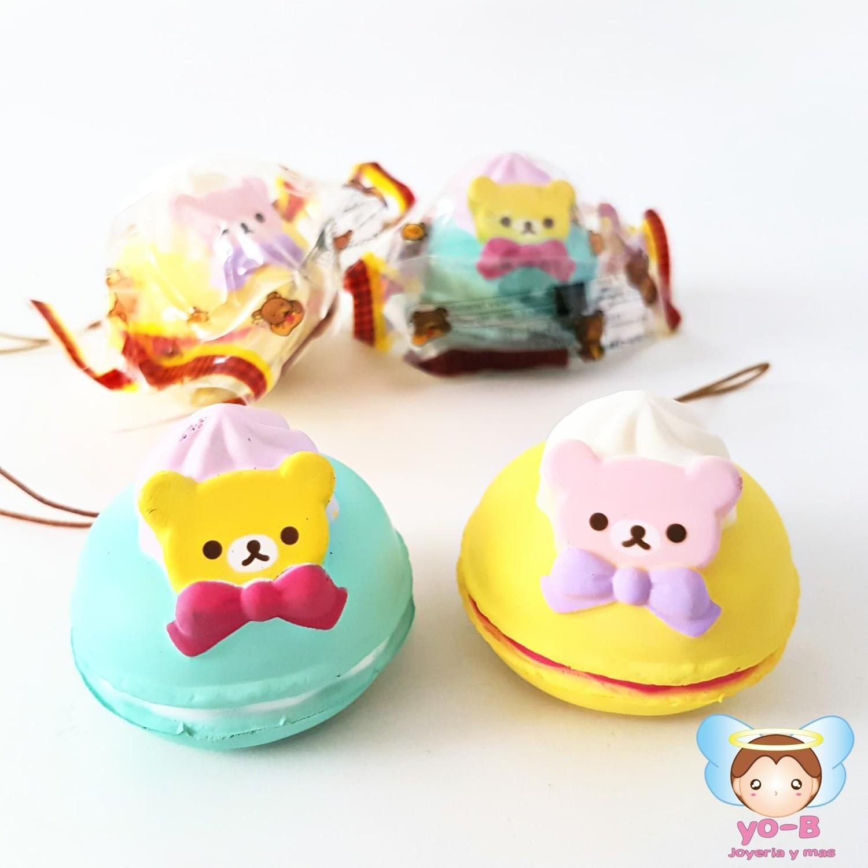 Coleccion Rilakkuma Macarons