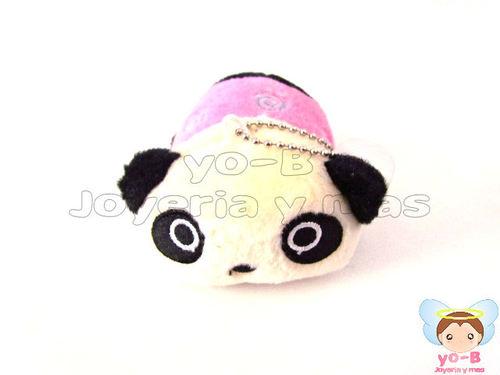 Peluche Panda ROSA