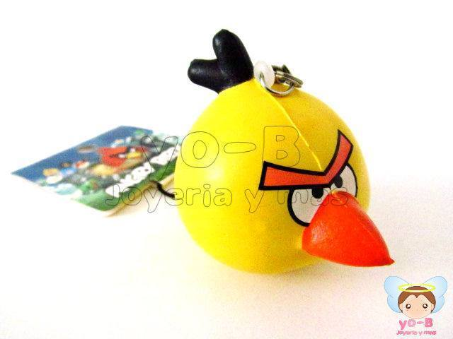 Angry Birds AMARILLO