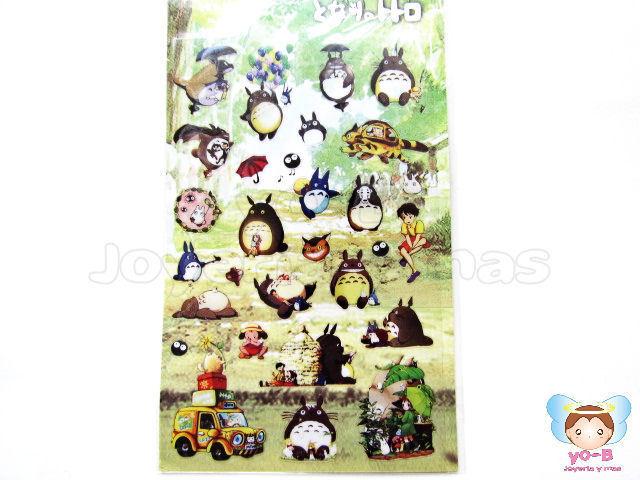 Sticker Totoro
