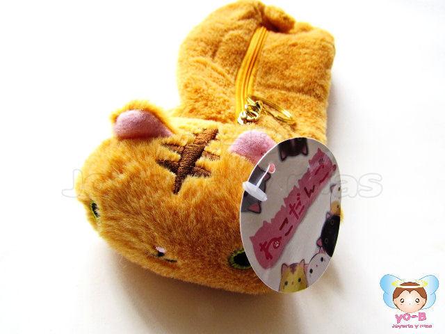 Lapicera Peluche gato
