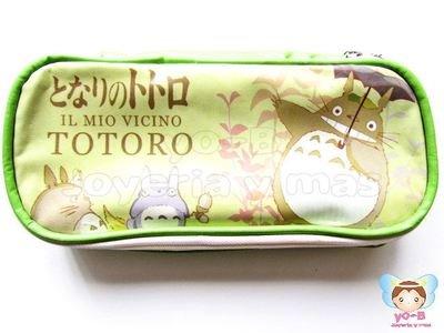 Lapicera Totoro Vinil VERDE
