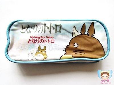 Lapicera Totoro Vinil color AZUL