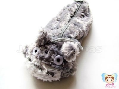 Lapicera Totoro Peluche