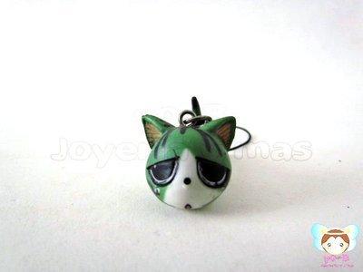 Strap gatito triste acostado
