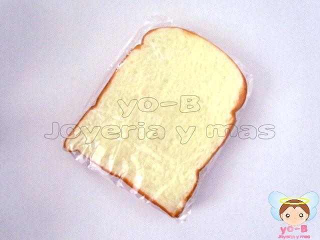 Rebanada de pan jumbo