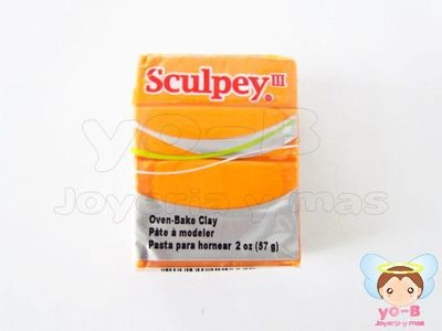 Sculpey color SWEET POTATOE