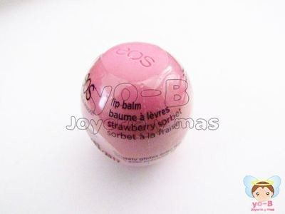 Lip Balm EOS STRAWBERRY SORBET