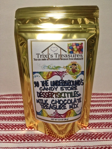 DESSERTSKITTLES+ MILK CHOCOLATE TREASURE MIX (1 PK)