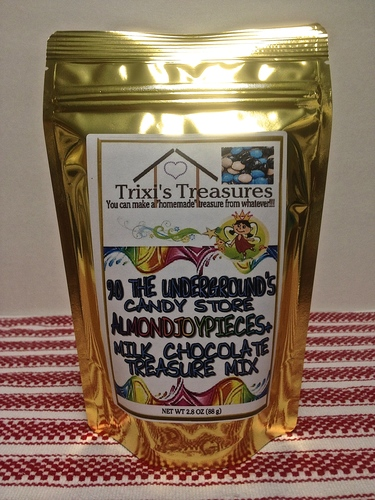 ALMOND JOYPIECES+ MILK CHOCOLATE TREASURE MIX (1 PK)