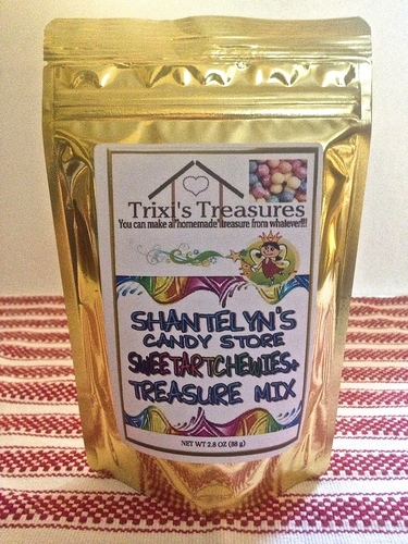 SWEETARTCHEWIES+ TREASURE MIX (1 PK)