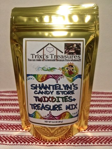 TWIXBITES+ TREASURE MIX  (1 PK)