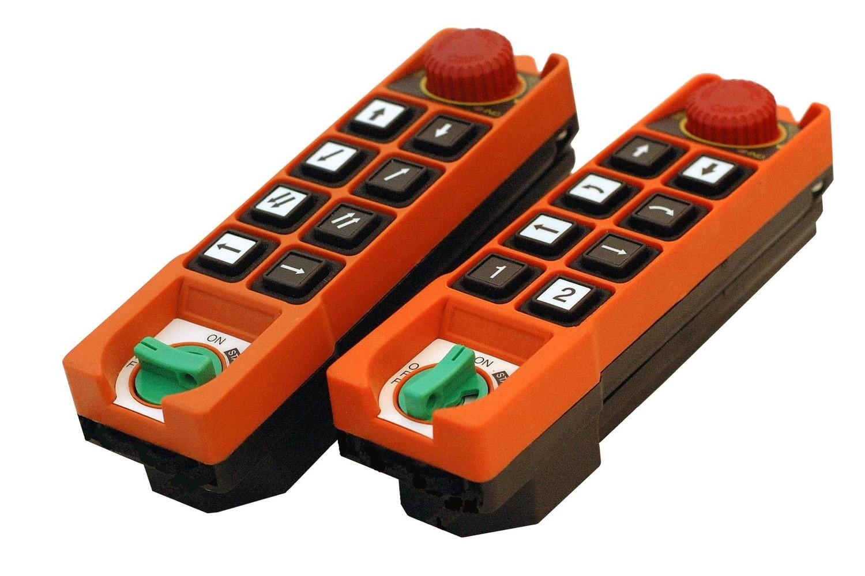 Saga L10 8 Button