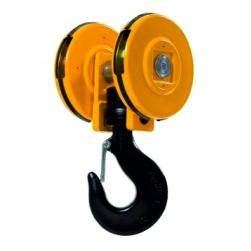 6300KG ROPE HOIST BOTTOM BLOCK (2 FALL)