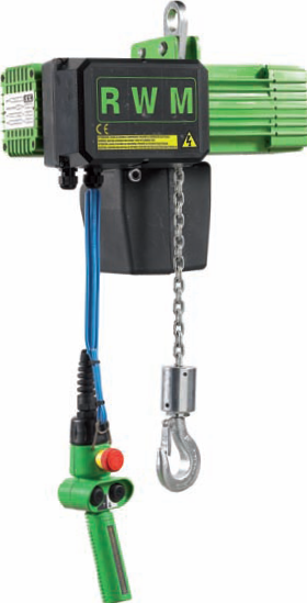 1 TON SINGLE SPEED CHAIN HOIST ONLY 1000W3F
