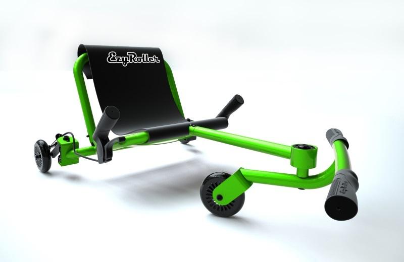 Ezyroller Drifter Green (7-14 years)