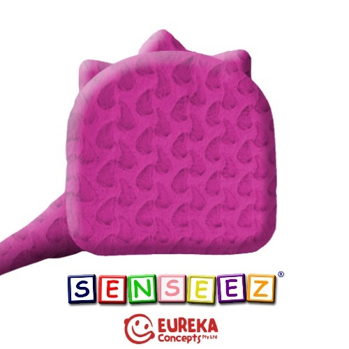 Senseez vibrating cushion - Fuzzy Dino (plush)