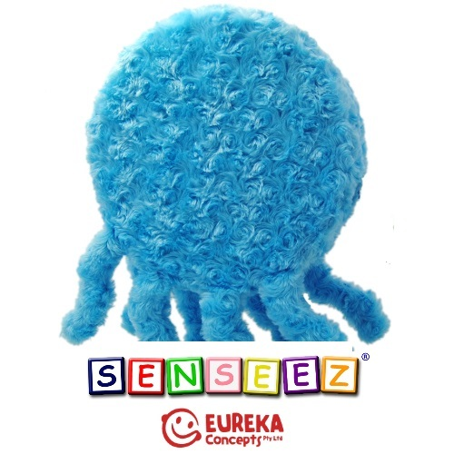 Senseez vibrating cushion - Plushy Jelly (plush)