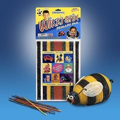 Wikki Stix Primary Pack