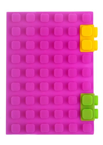 Waff Notebook Purple