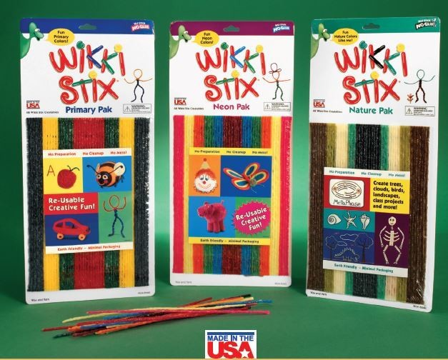 Wikki Stix Triple Play Pack