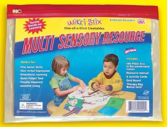 Wikki Stix Multi-Sensory Resource