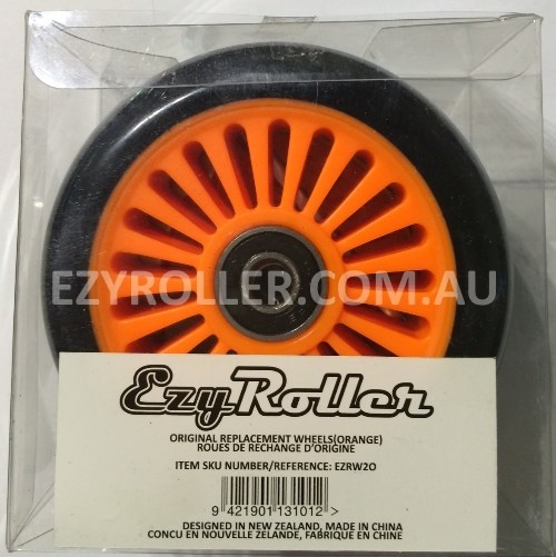 Ezyroller two-wheel set ORANGE