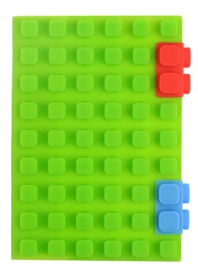 Waff Notebook Green
