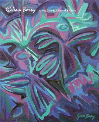 Go to the Light Original Oil Painting on Canvas