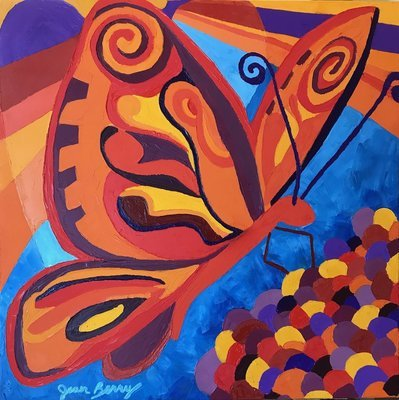 Butterfly Kisses, Connecting and Collaborating