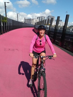 Auckland City Cycle Trail - Feb 29th 2020