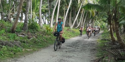 Cycle Samoa Adventure - July 7th to 16th 2020