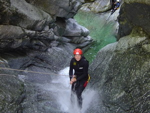 Canyoning at Piha - Dec 14th 2019- 10.30am to 2.30pm.