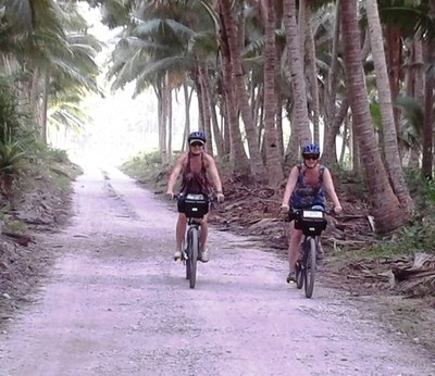 Cycle Samoa Adventure - July 10th to 20th 2019 SOLD OUT!