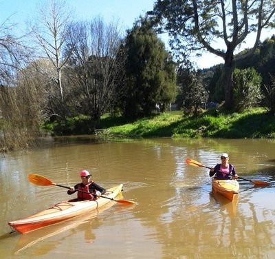 Kayak the Puhoi River - August 3rd 2019