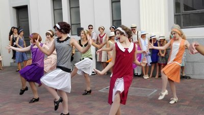 Art Deco Festival Napier - February 13th to 16th   2020 Price to be confirmed