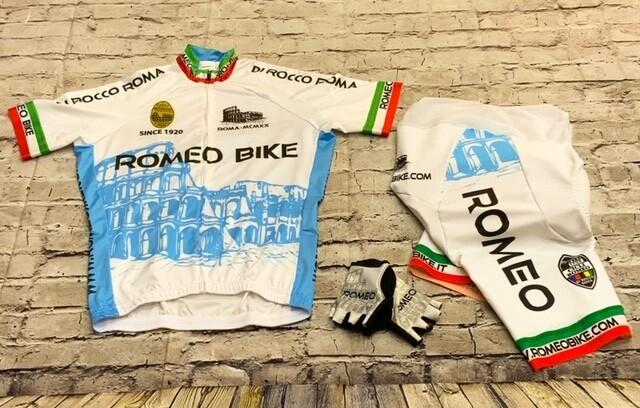 Cycling set Romeo Colosseo