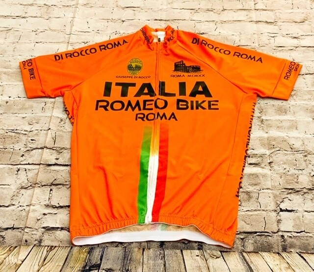 Orange fluo Romeo Bike