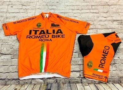 Set Orange fluo Romeo Bike