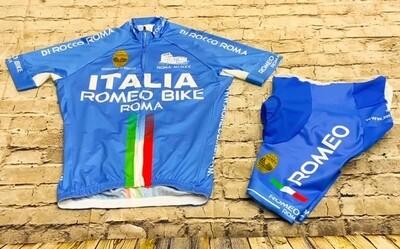 Set team Romeo Italy