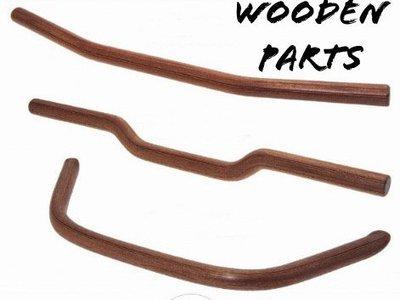 Manubri in legno