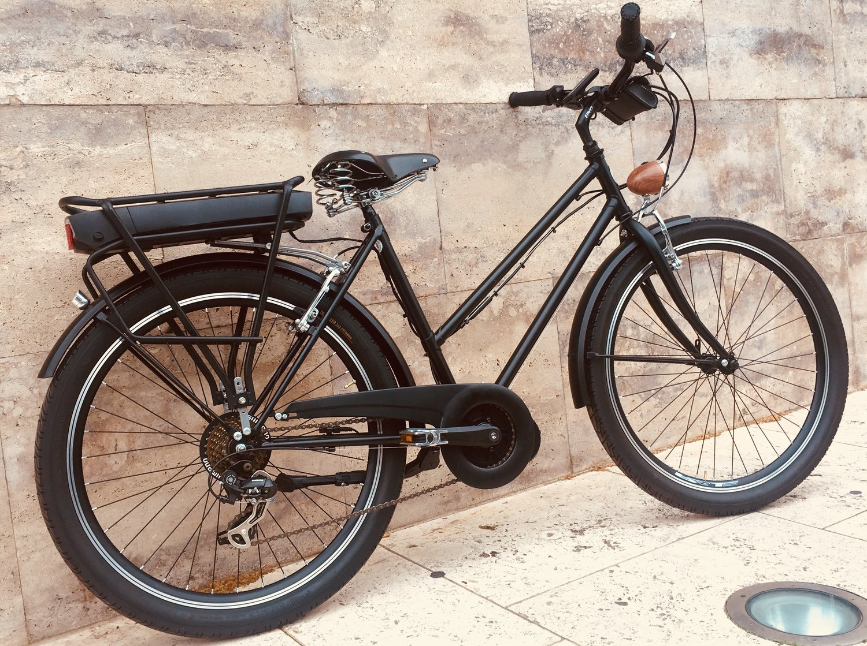 Mod. E-Bike  Vintage Romeo