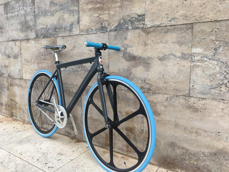 Fixed Bike Romeo modello Urban