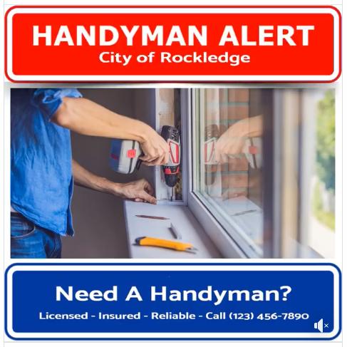 Handyman Video - 1