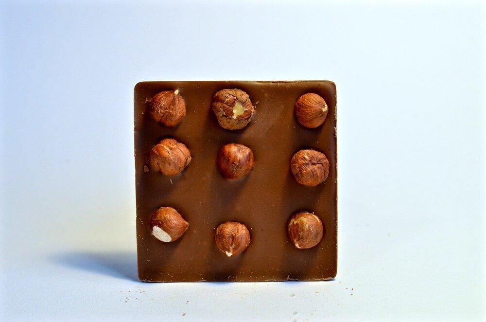 Belu Choco Bar Hazelnut Milk