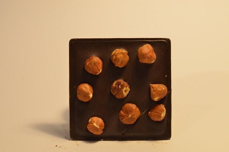 Belu Choco Bar Hazelnut Dark